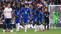Tottenham Hotspur Vs Chelsea: The Blues Libas Lilywhites 3-0