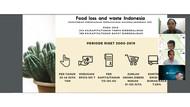 UPJ-Konsorsium IN2FOOD Dorong Upaya Kurangi Sampah Makanan di RI