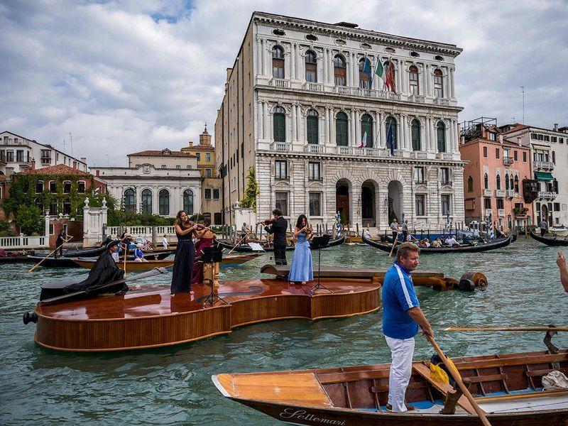 Violin of Noah di Venesia
