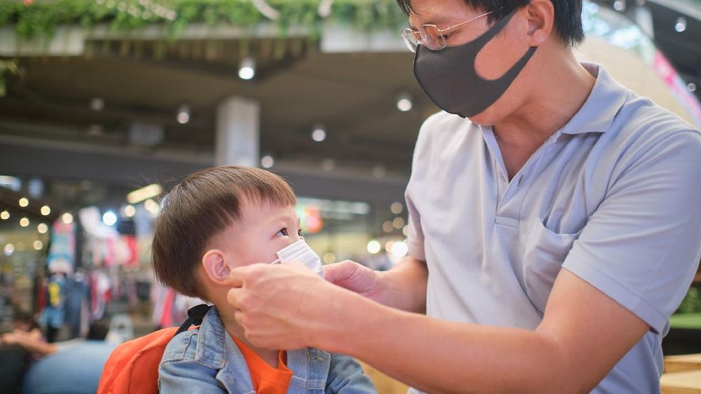 Gerakan Bagi-bagi Masker di Sulawesi Utara