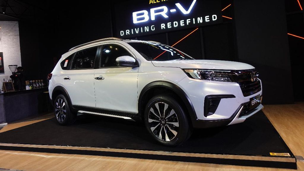 Lihat dari Dekat Wujud All New BR-V, Calon Penjegal Xpander Cross-Rush di RI