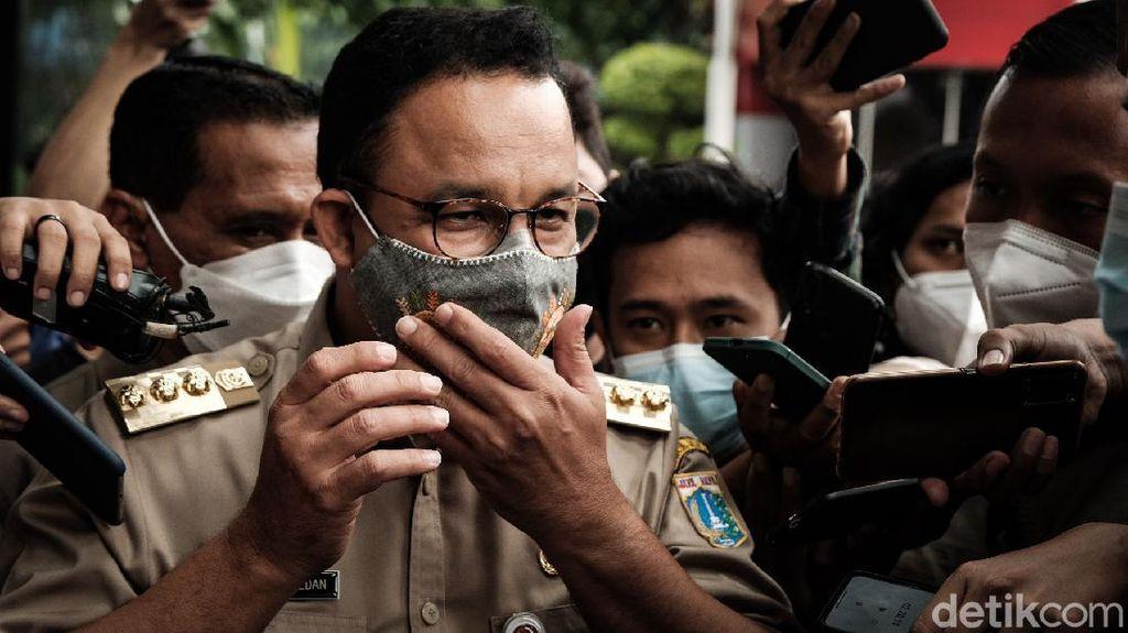 Usai Jadi Saksi Kasus Lahan, Anies Baswedan Pamer Sering Bantu KPK