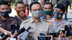 Anies Pamer Corona Terkendali Sebelum Diperiksa KPK di Kasus Korupsi
