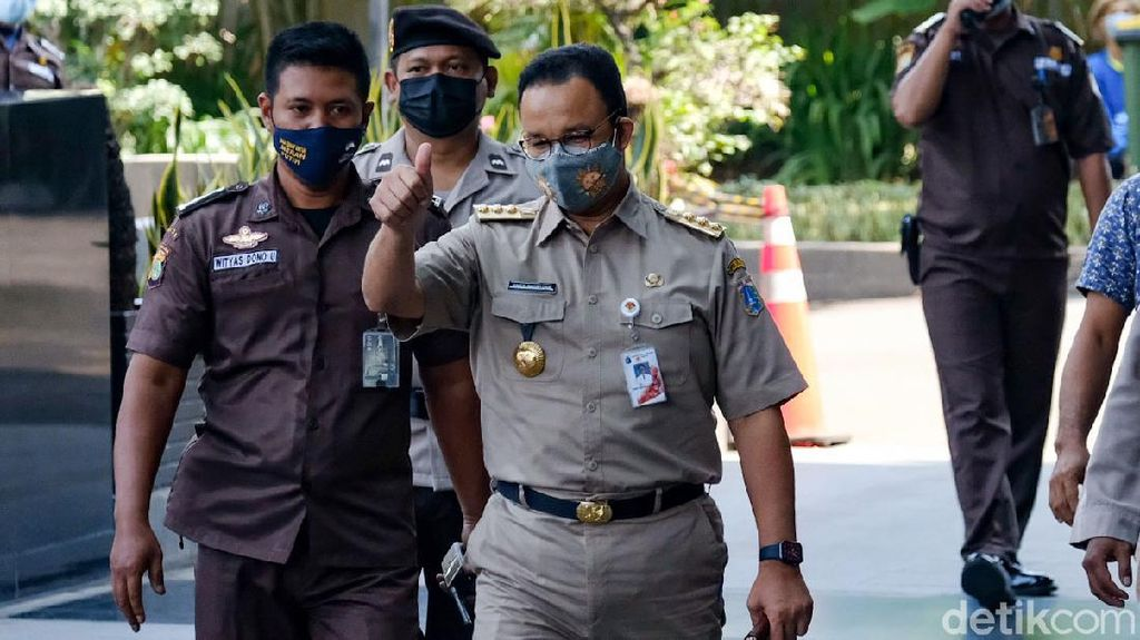 10 Jawaban Pemprov DKI soal Rapor Merah 4 Tahun Anies dari LBH Jakarta