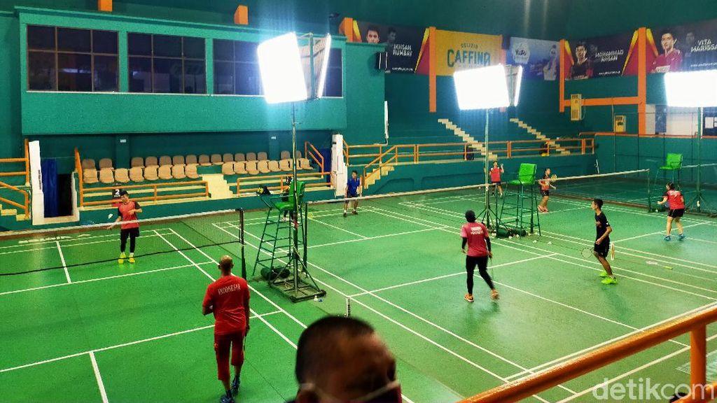 Jelang PON XX Papua, Honor Atlet Bulu Tangkis Jatim Belum Cair