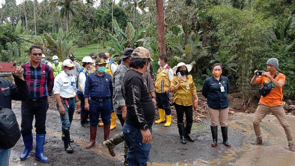 Banjir di Mitra, Bupati Minta Jokowi Perhatikan Pembangunan Daerahnya