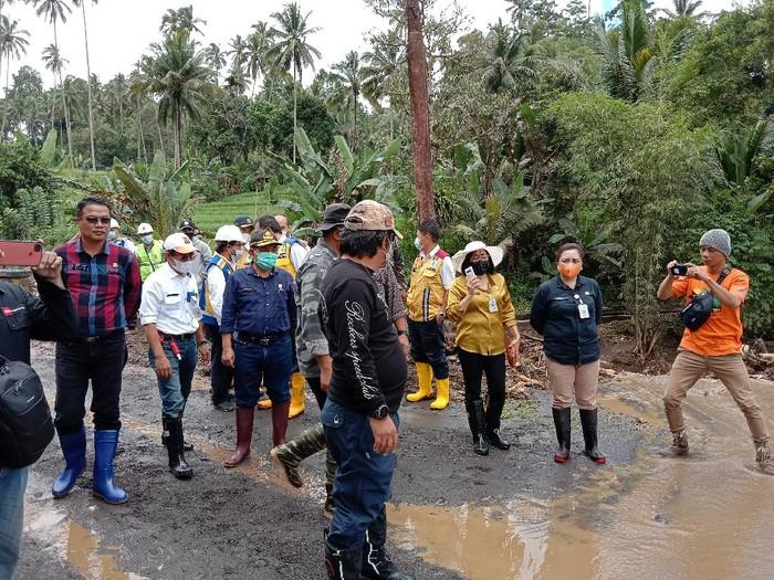 Banjir bandang di Minahasa Tenggara, Sulawesi Utara (Sulut)