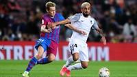Barcelona Vs Granada: Blaugrana Ditahan Imbang 1-1