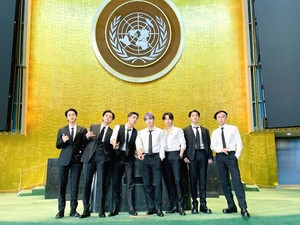 BTS Pidato Soal Vaksin di UNGA PBB, Jadi Utusan Presiden Korsel