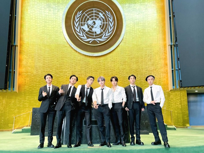 BTS Speech
