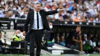 Jangan Banding-bandingkan Ancelotti dengan Zidane
