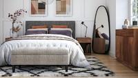 10 Ide Desain Lampu Kamar Tidur Minimalis dan Aesthetic