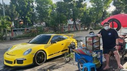 Steven Setiono, Crazy Rich Surabaya yang Hobi Jajan Kaki Lima