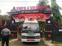 Gegara Curi Start PTM, 90 Siswa SMPN di Purbalingga Terpapar Corona