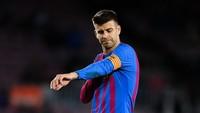 Barcelona Diminta Kalem, Pique Jangan Banyak Bacot
