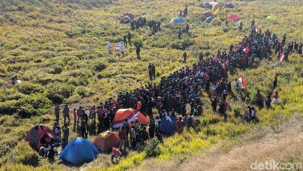 Kabar Gembira untuk Pecinta Alam, Jalur Pendakian Gunung Penanggungan Dibuka
