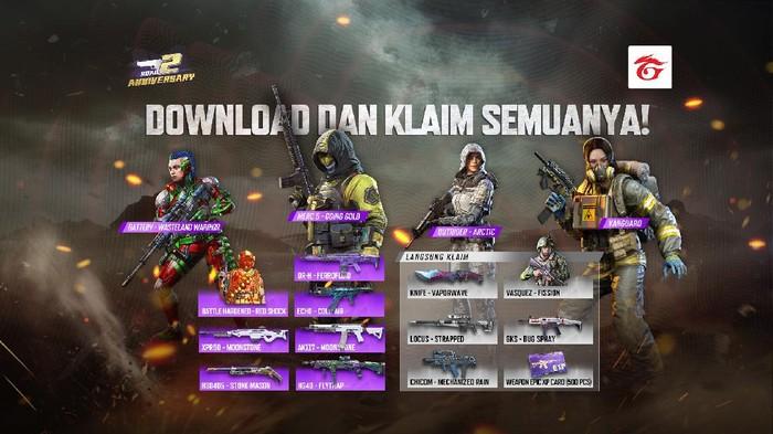 Ini Kesempatan Terakhir Dapetin Hadiah Epic di Call of Duty: Mobile