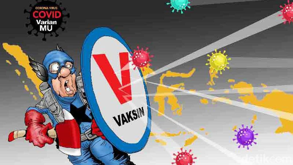 Manfaatkan Weekend dengan Vaksinasi di Surabaya, Simak Jadwal-Lokasinya