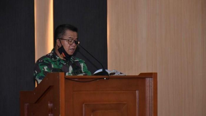 Irdam XIII/Merdeka, Brigjen Junior Tumilaar (Situs Kodam XIII/Merdeka)