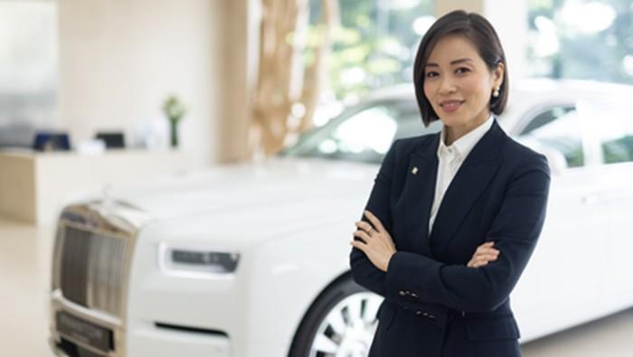 Wanita asal Indonesia Irene Nikkein menjadi Direktur Regional untuk Asia-Pasifik