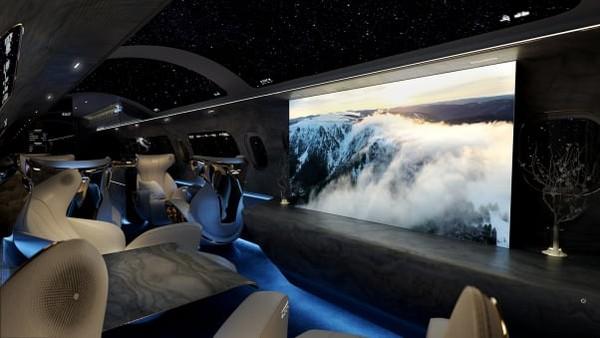 Perusahaan ini bekerja sama dengan KiPcreating dan Sky-Style. Rendering visual terbaru terlihat mencolok dengan penempatan jendela juga ada di kabin bagian atap.