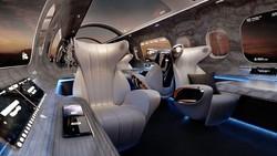 Kabin Pesawat dengan Jendela Super Besar?