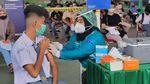 Kemendikbudristek Dukung Percepatan Vaksinasi PTK dan Peserta Didik