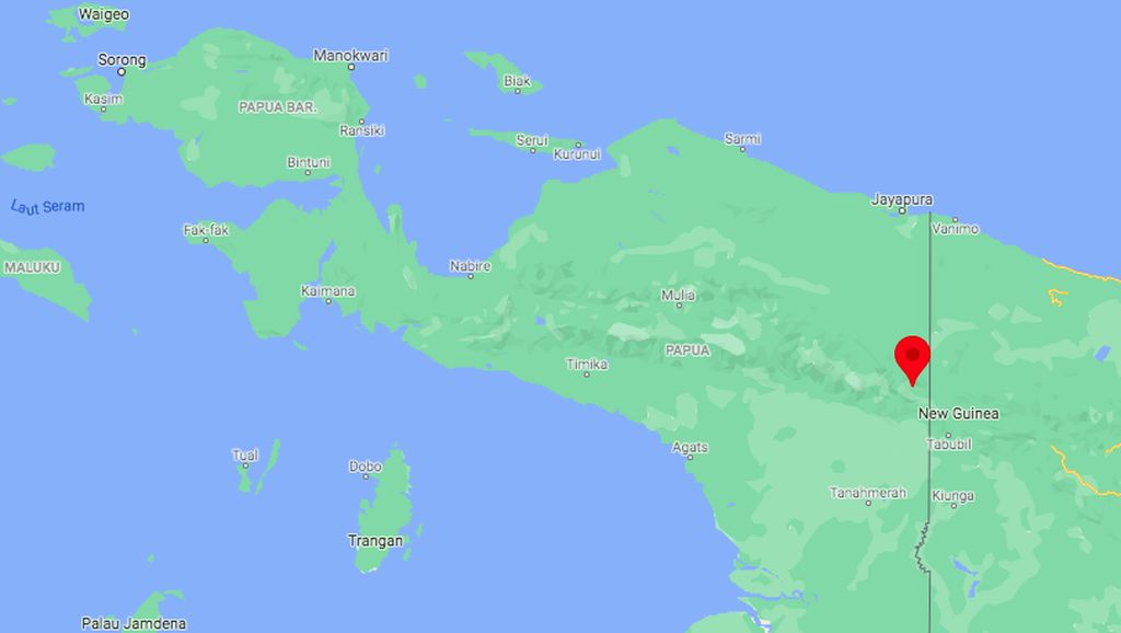 Distrik Kiwirok, Lokasi Tumpahnya Darah Nakes-TNI Gegara KKB Berulah