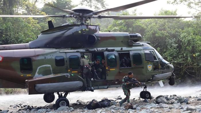 Koopsgabsus Tricakti TNI
