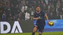 PSG: Messi Cedera Lutut, Absen Pekan Ini