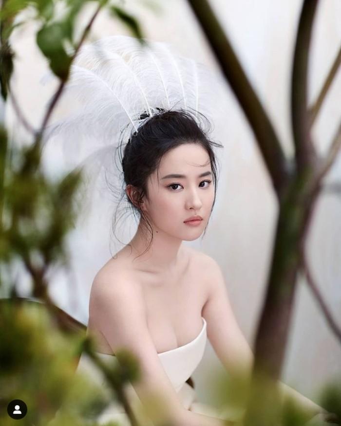 Liu Yifei, bintang Mulan