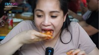 Ngidam Nasi Padang, Nagita Slavina Boyong Restoran Padang ke Rumah