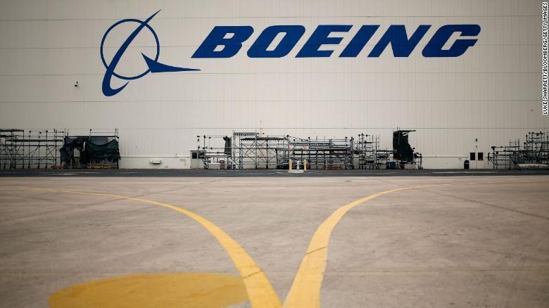 Pabrik Boeing San Antonio