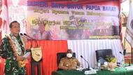 Pangdam Kasuari: Kita Harus Bersama Bangun Tanah Papua dengan Penuh Damai