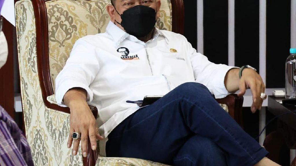 Ketua DPD Minta Pemkab Pandeglang Perhatikan Nasib 541 Guru Honorer