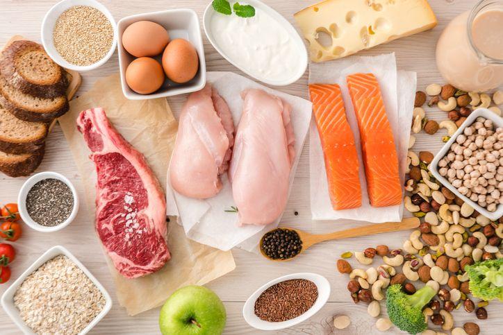 Perbedaaan antara karbohidrat dan protein
