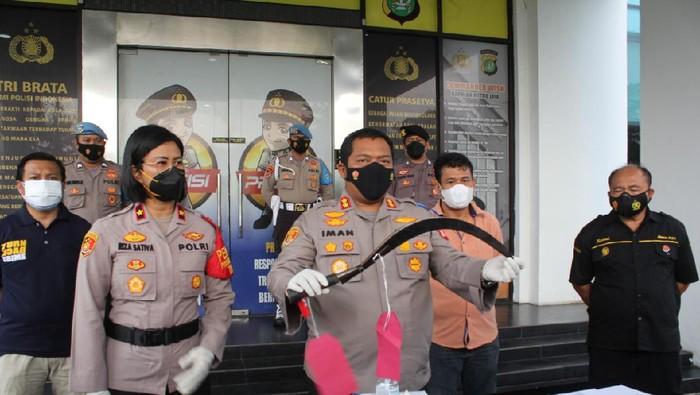 Polisi tangkap pelaku begal yang lukai ojol di Tangsel