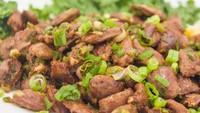 Resep Jantung Ayam Goreng Bumbu Bawang yang Gurih Kenyal