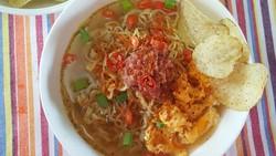 Resep Mie Instan Kuah Cabe Super Pedas yang Bikin Mata Melek