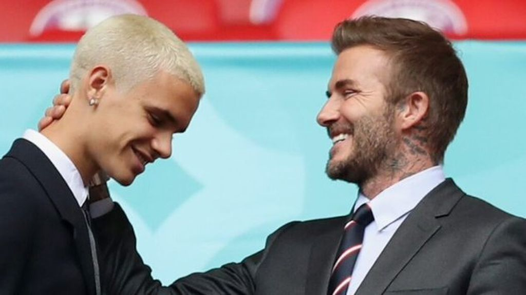 Anak David Beckham Jadi Pesepakbola, Jalani Debut di Liga AS