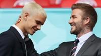 Aksi Romeo Beckham Bapaknya Banget, tapi Juga Dicibir Nepotisme