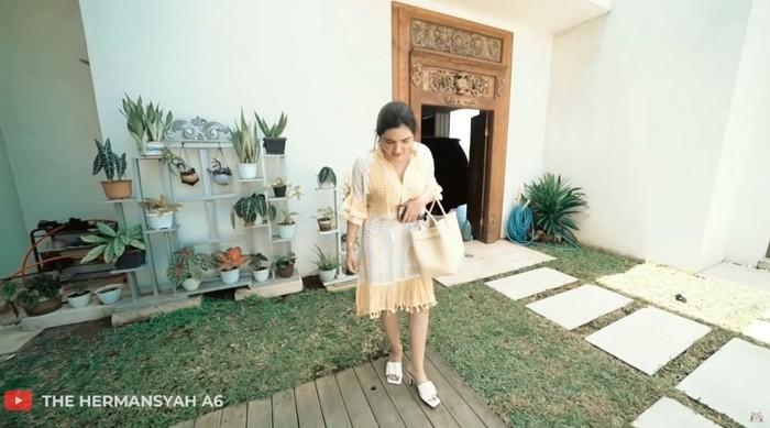 Rumah Ashanty di Bali
