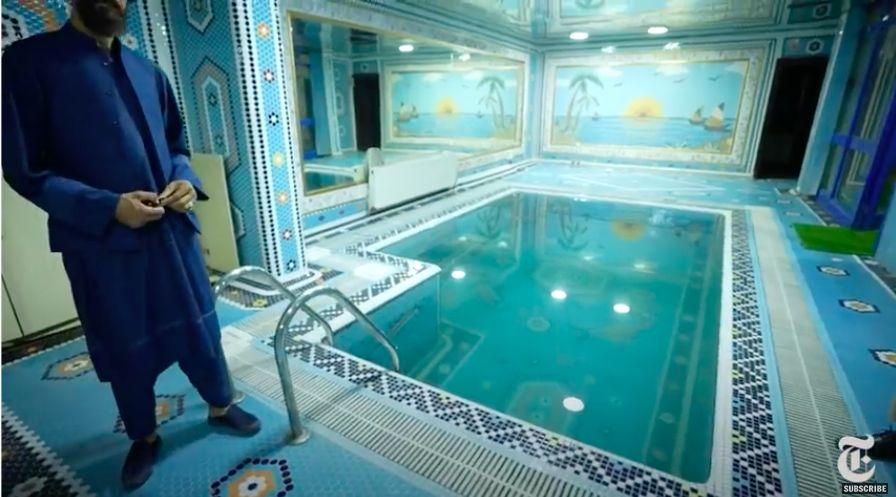 Rumah Eks Wapres Afghanistan Abdul Rashid Dostum