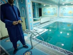 Mewahnya Rumah Eks Wapres Afghanistan yang Dibajak Taliban, Ada Jacuzzi