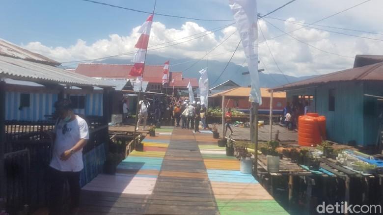 Sandiaga uno di Papua