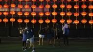 Seperti Ini Suasana Festival Pertengah Musim Gugur di Hong Kong