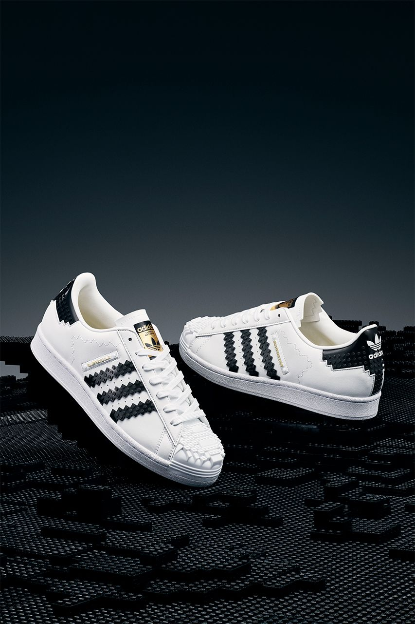 Sneakers Adidas Superstar x Lego