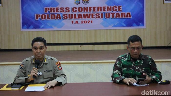 Surat Irdam Merdeka untuk Kapolri yang meminta Babinsa tidak perlu diperiksa di Polresta Manado viral. Ini penjelasan lengkap Polda Sulut dan Kodam Merdeka. (dok Polda Sulut)