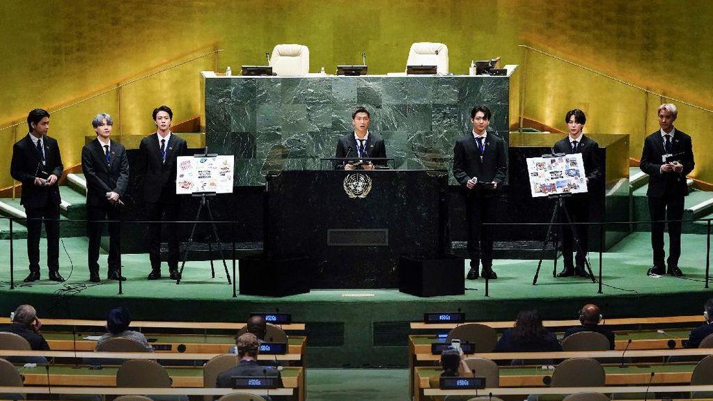 Tentang UNGA, Sidang Majelis Umum PBB yang Dihadiri BTS