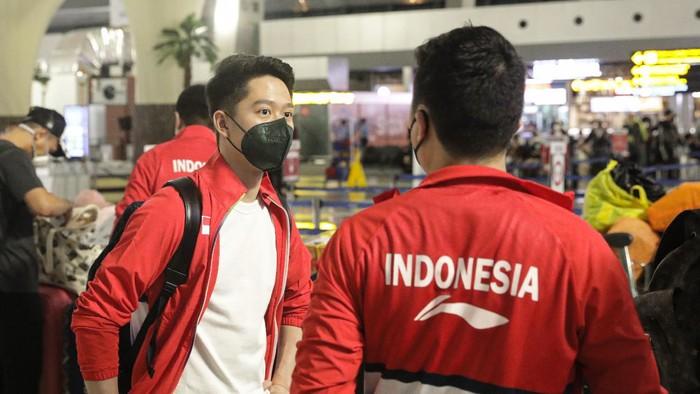 Tim Indonesia di Piala Sudirman 2021
